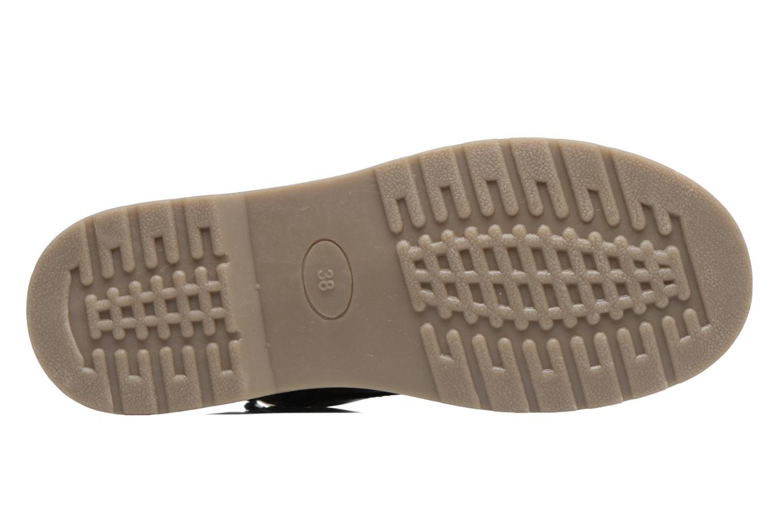 Stivaletti e tronchetti I Love Shoes FAPOT Nero immagine dall'alto