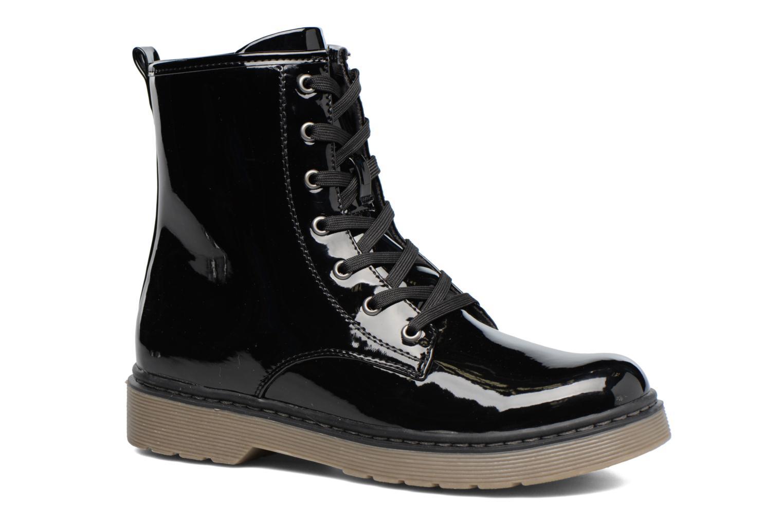 Los zapatos más populares para hombres y mujeres I Love Shoes FAPOT (Negro) - Botines  en Más cómodo