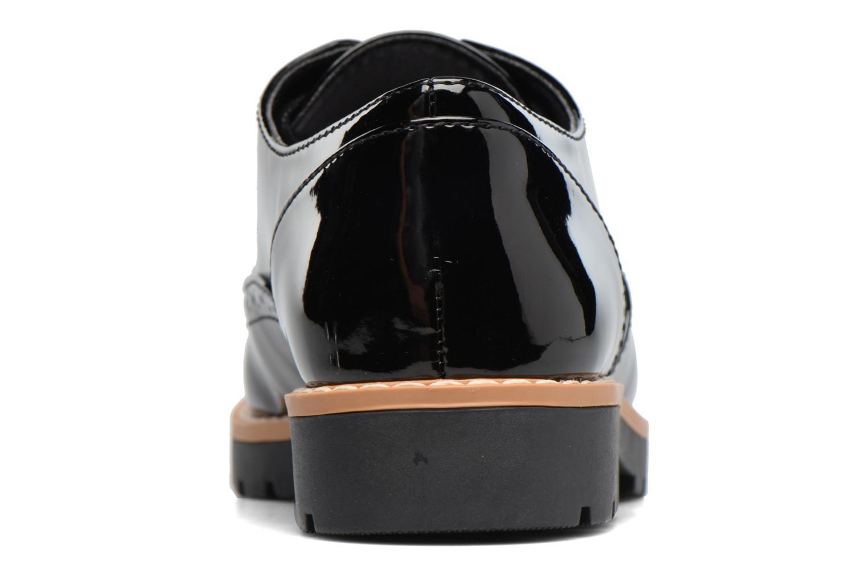 Chaussures à lacets I Love Shoes FANELY Noir vue droite