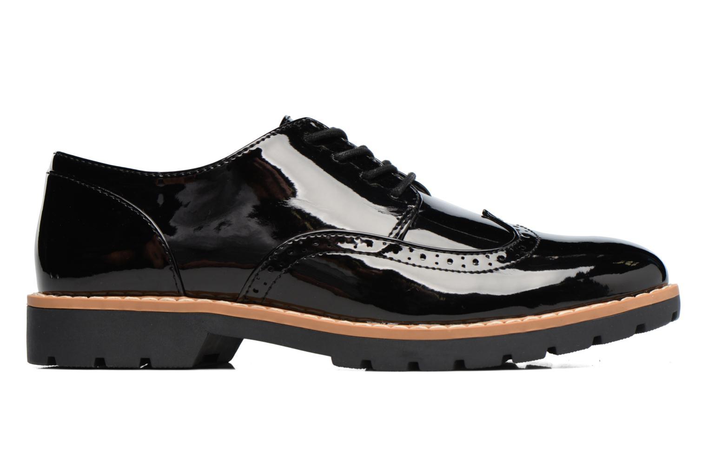 Schnürschuhe I Love Shoes FANELY schwarz ansicht von hinten