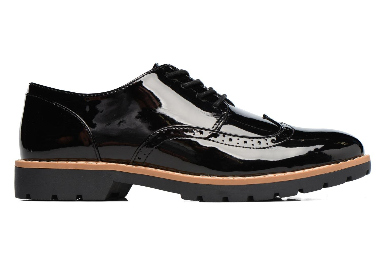 Zapatos con cordones I Love Shoes FANELY Negro vistra trasera