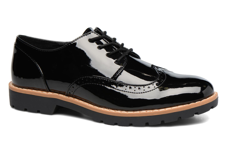 Schnürschuhe I Love Shoes FANELY schwarz detaillierte ansicht/modell