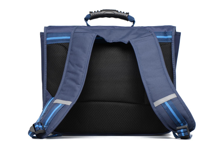 Cartable 38cm Bleu