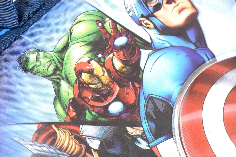 Per la scuola Avengers Cartable 38cm Azzurro immagine sinistra
