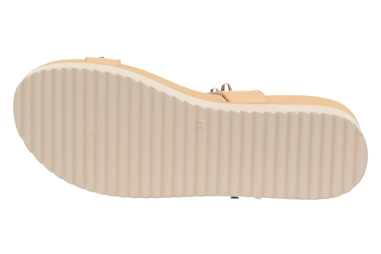Sandalias MTNG Clou 53937 Beige vista de arriba
