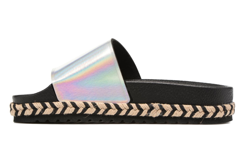 Zuecos MTNG Tourni 69923 Multicolor vista de frente