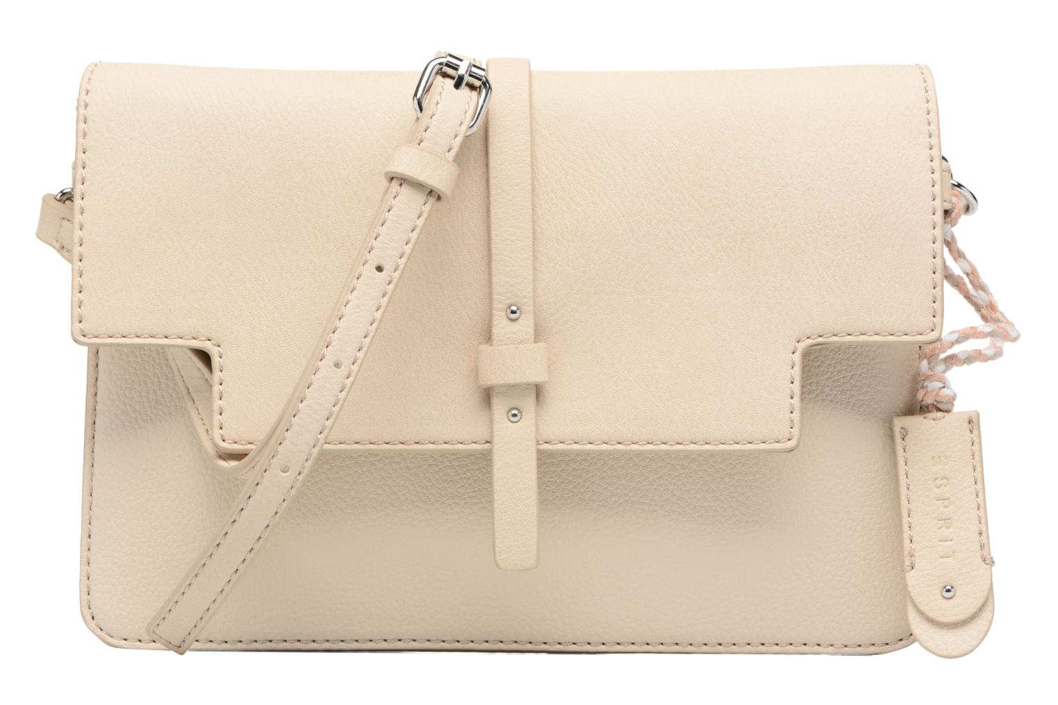 Handbags Esprit Tracy Shoulderbag Beige detailed view/ Pair view