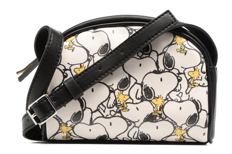 Borse Esprit Snoopy Shoulderbag Multicolore modello indossato