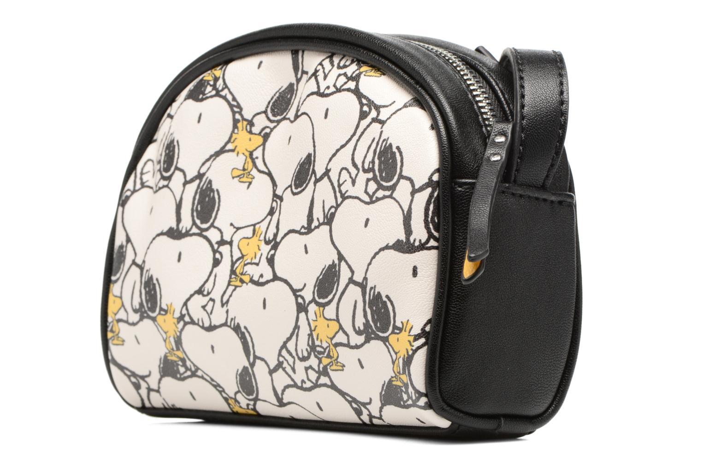 Handtassen Esprit Snoopy Shoulderbag Multicolor rechts