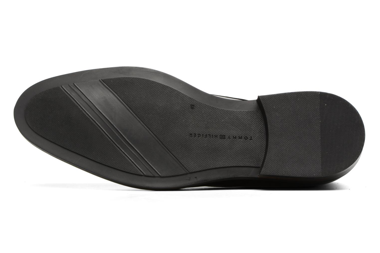 Chaussures à lacets Tommy Hilfiger Daytona 2A Noir vue haut