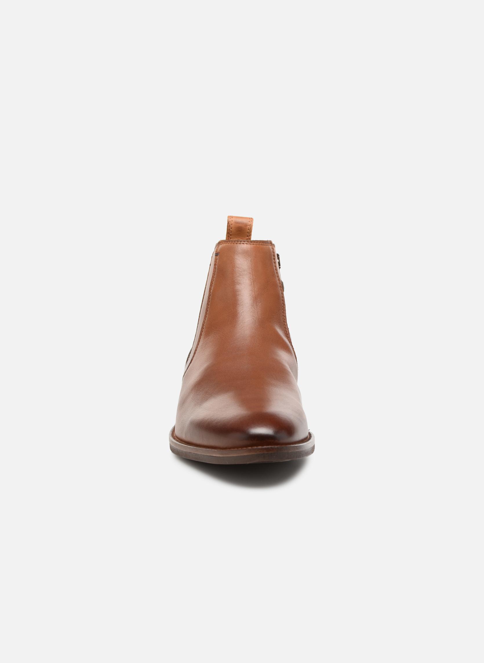 Stiefeletten & Boots Tommy Hilfiger Daytona 4A braun schuhe getragen