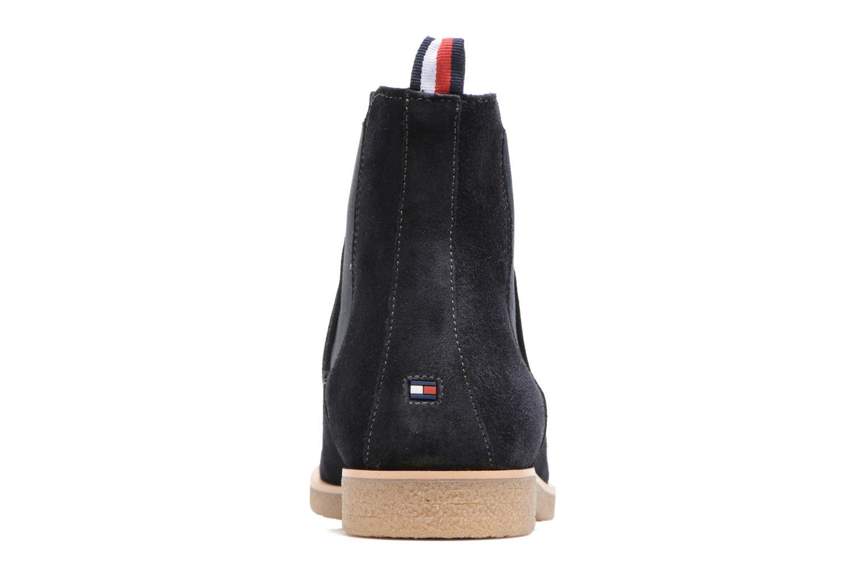 Bottines et boots Tommy Hilfiger William 2B Bleu vue droite
