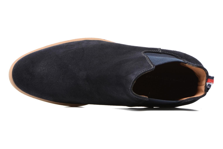 Bottines et boots Tommy Hilfiger William 2B Bleu vue gauche