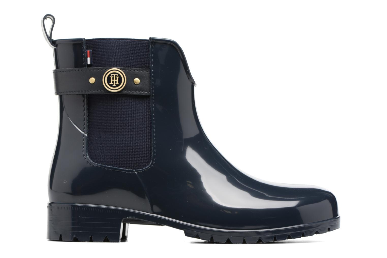 Stiefeletten & Boots Tommy Hilfiger Oxley 13R blau ansicht von hinten