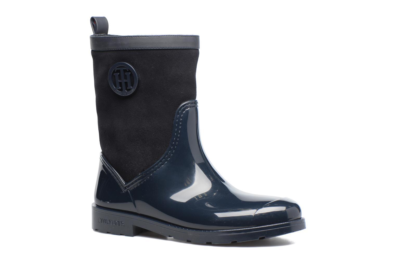 e9a4bc0a Grandes descuentos últimos zapatos Tommy Hilfiger Oxford 8RW (Azul) - Botas  Descuento