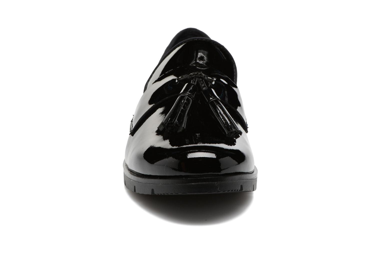 Mocassins Tommy Hilfiger Mel 3P Noir vue portées chaussures
