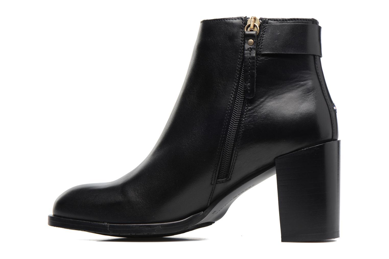 Bottines et boots Tommy Hilfiger Penelope 18A Noir vue face