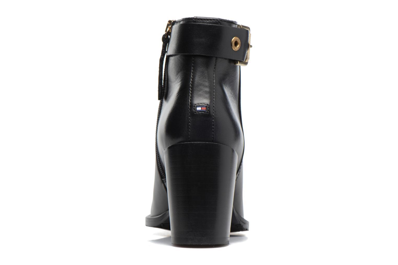 Bottines et boots Tommy Hilfiger Penelope 18A Noir vue droite