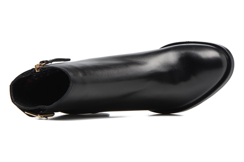 Bottines et boots Tommy Hilfiger Penelope 18A Noir vue gauche