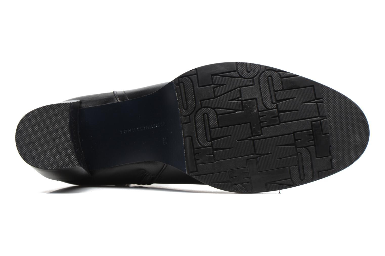 Bottines et boots Tommy Hilfiger Penelope 18A Noir vue haut