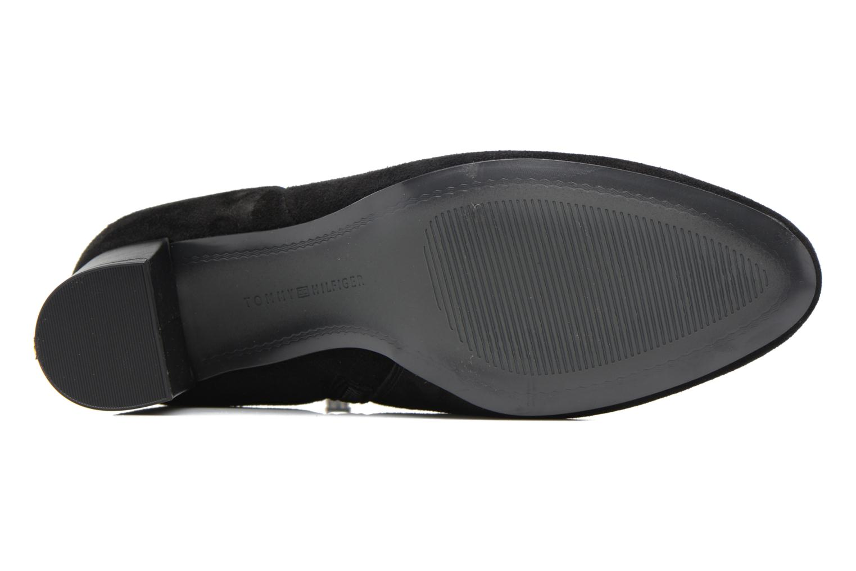 Stiefeletten & Boots Tommy Hilfiger Seline 3B schwarz ansicht von oben