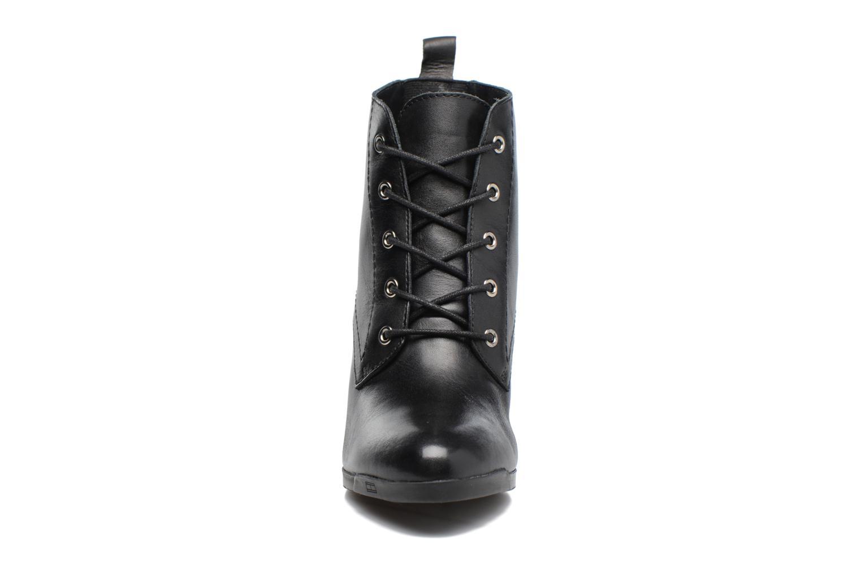 Bottines et boots Tommy Hilfiger Nanni 2A Noir vue portées chaussures