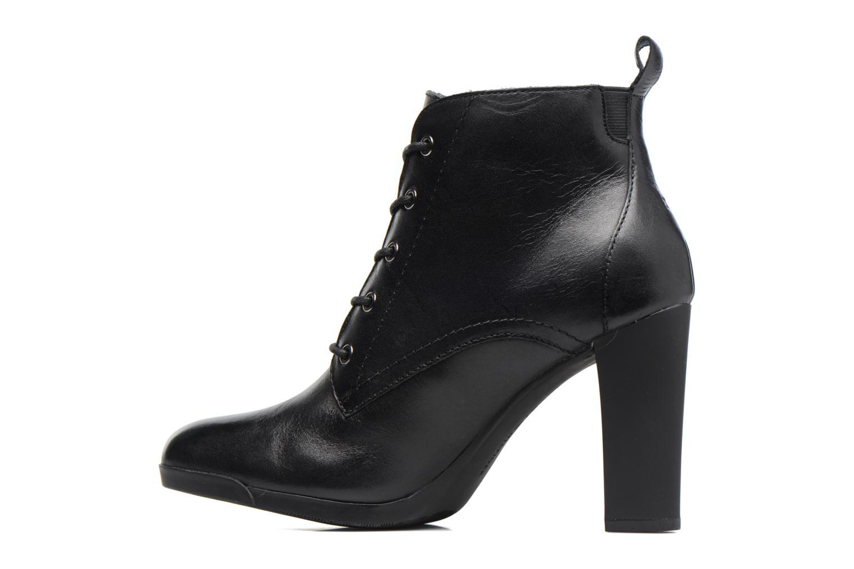 Bottines et boots Tommy Hilfiger Nanni 2A Noir vue face