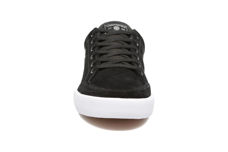 Baskets Element Mattis Noir vue portées chaussures