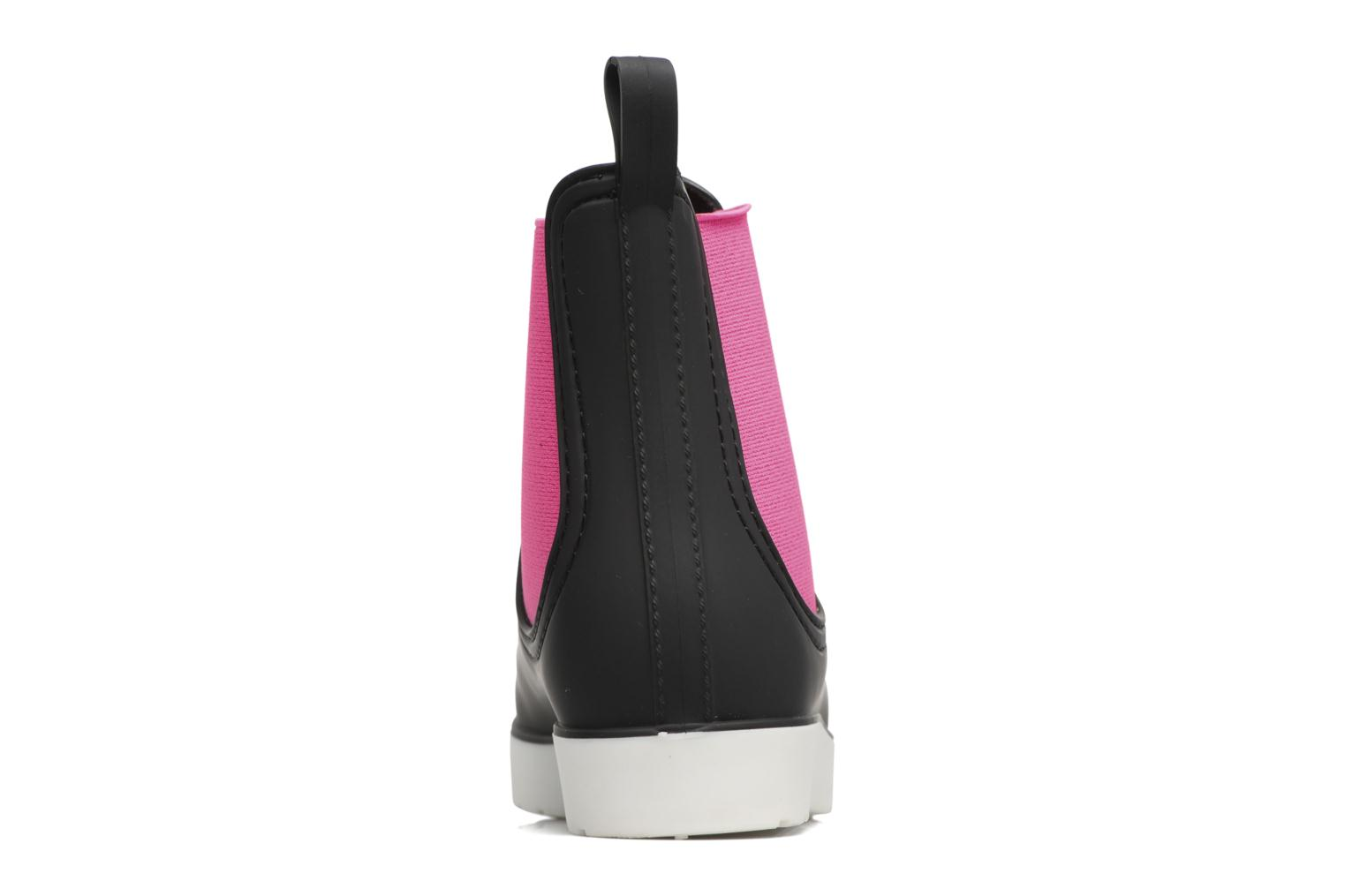 Ankle boots SARENZA POP OMANDY Black view from the right