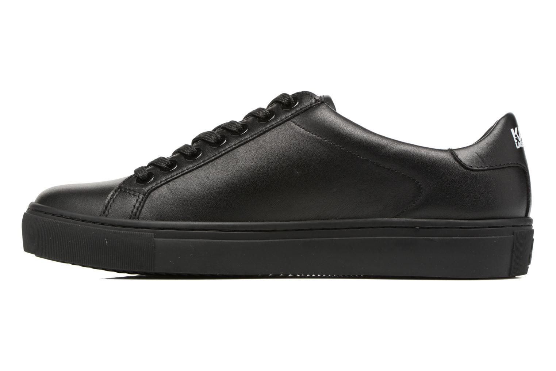 Sneaker Karl Lagerfeld Kupsole Karl Ikonik Lo Lace schwarz ansicht von vorne