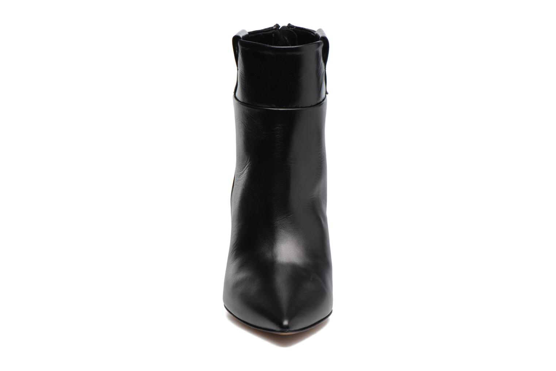 Boots en enkellaarsjes Pura Lopez BNAL170 Zwart model