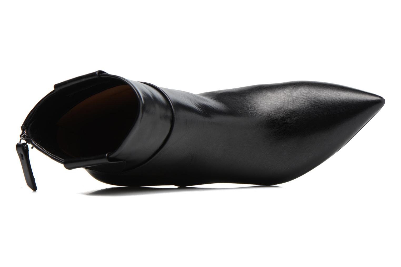 Bottines et boots Pura Lopez BNAL170 Noir vue gauche