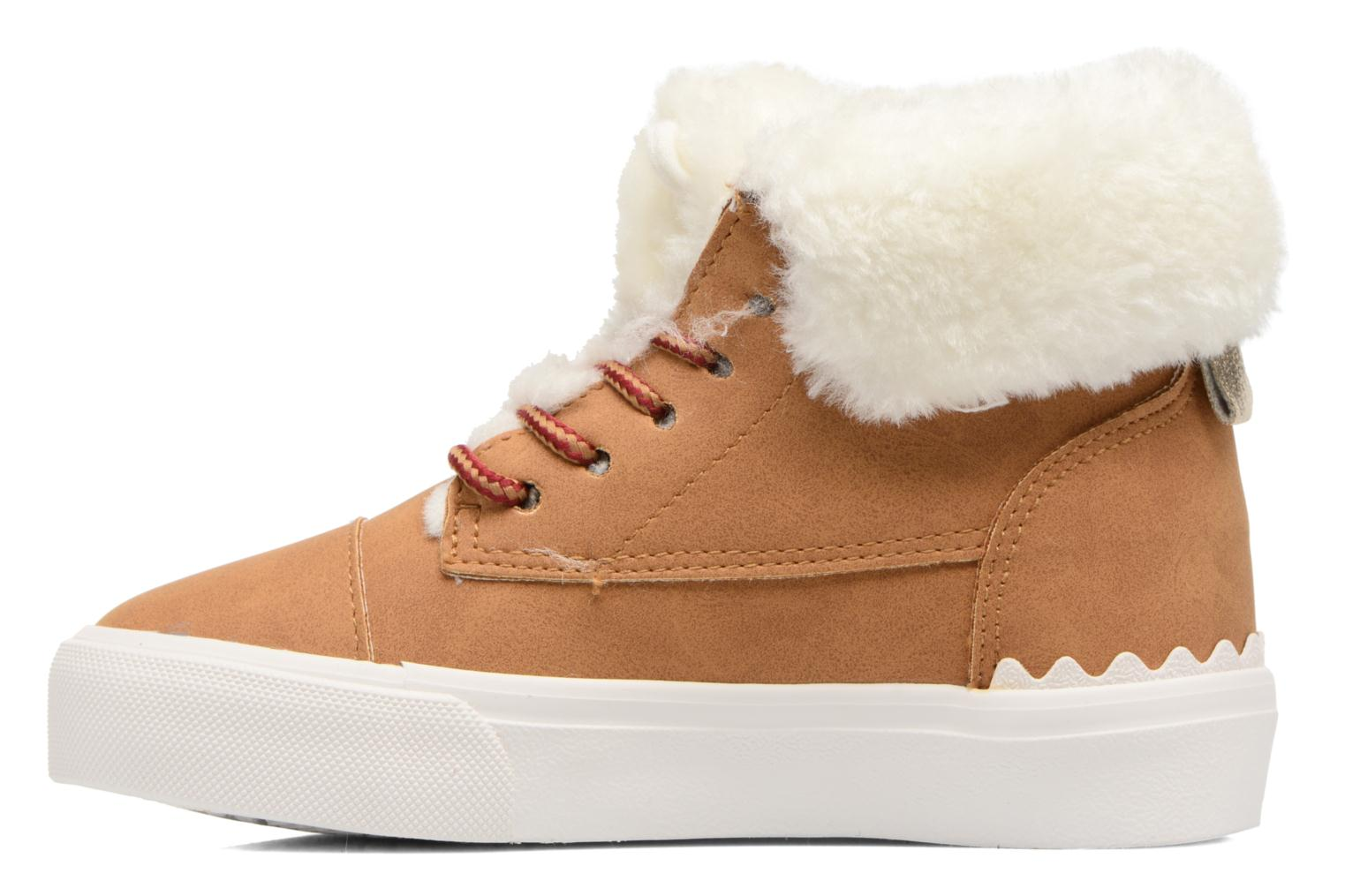 Sneakers I Love Shoes THULYE Marrone immagine frontale