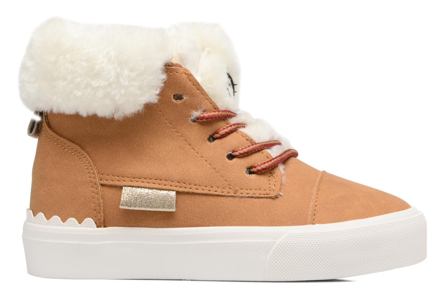 Sneakers I Love Shoes THULYE Marrone immagine posteriore