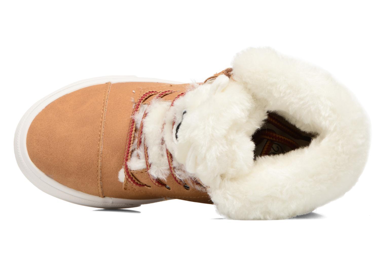 Sneakers I Love Shoes THULYE Bruin links