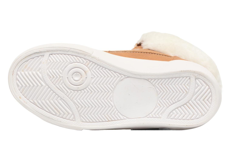 Sneakers I Love Shoes THULYE Marrone immagine dall'alto