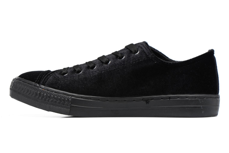 Deportivas I Love Shoes THYSAL Negro vista de frente