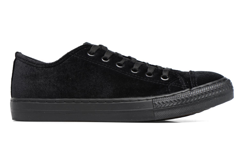 Deportivas I Love Shoes THYSAL Negro vistra trasera