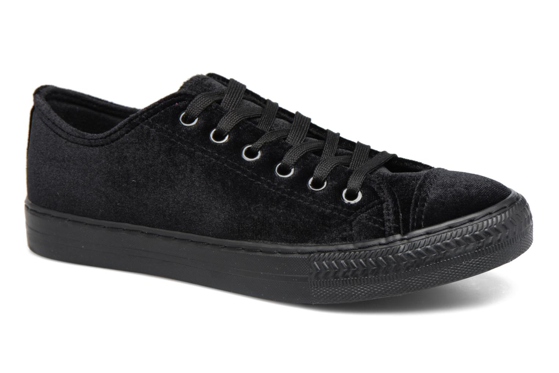 Deportivas I Love Shoes THYSAL Negro vista de detalle / par