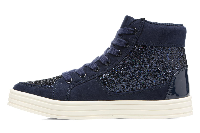 Deportivas I Love Shoes THALEP Azul vista de frente