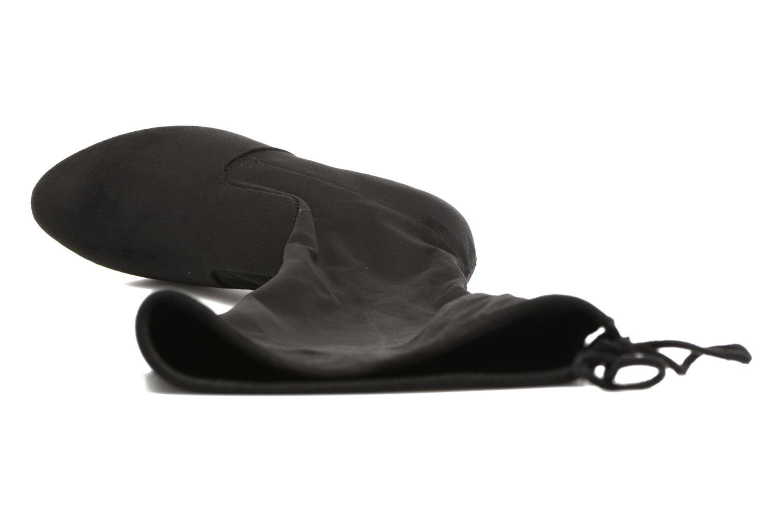 Bottes I Love Shoes THECILE Noir vue gauche