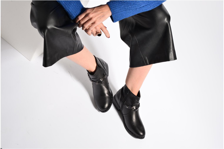 Boots en enkellaarsjes I Love Shoes THIMET Zwart onder
