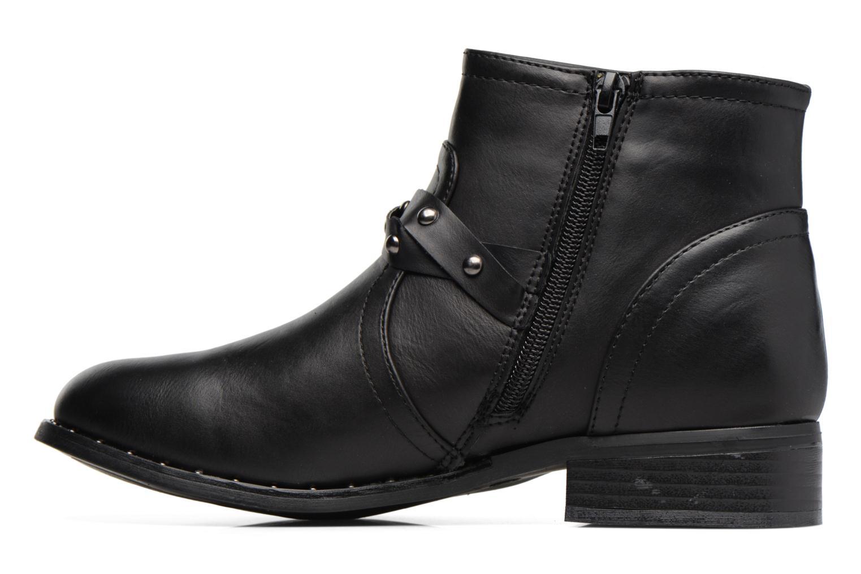 Boots en enkellaarsjes I Love Shoes THIMET Zwart voorkant