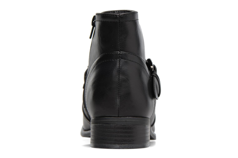 Boots en enkellaarsjes I Love Shoes THIMET Zwart rechts