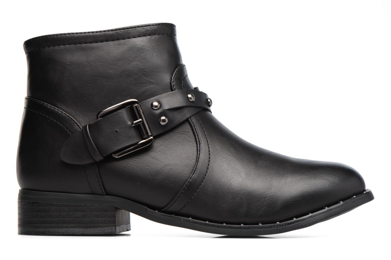 Boots en enkellaarsjes I Love Shoes THIMET Zwart achterkant