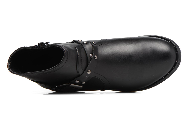 Boots en enkellaarsjes I Love Shoes THIMET Zwart links