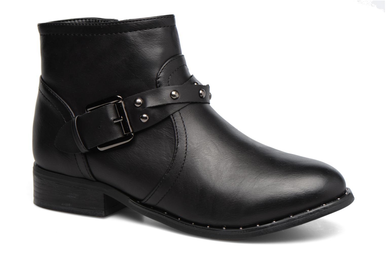 Boots en enkellaarsjes I Love Shoes THIMET Zwart detail