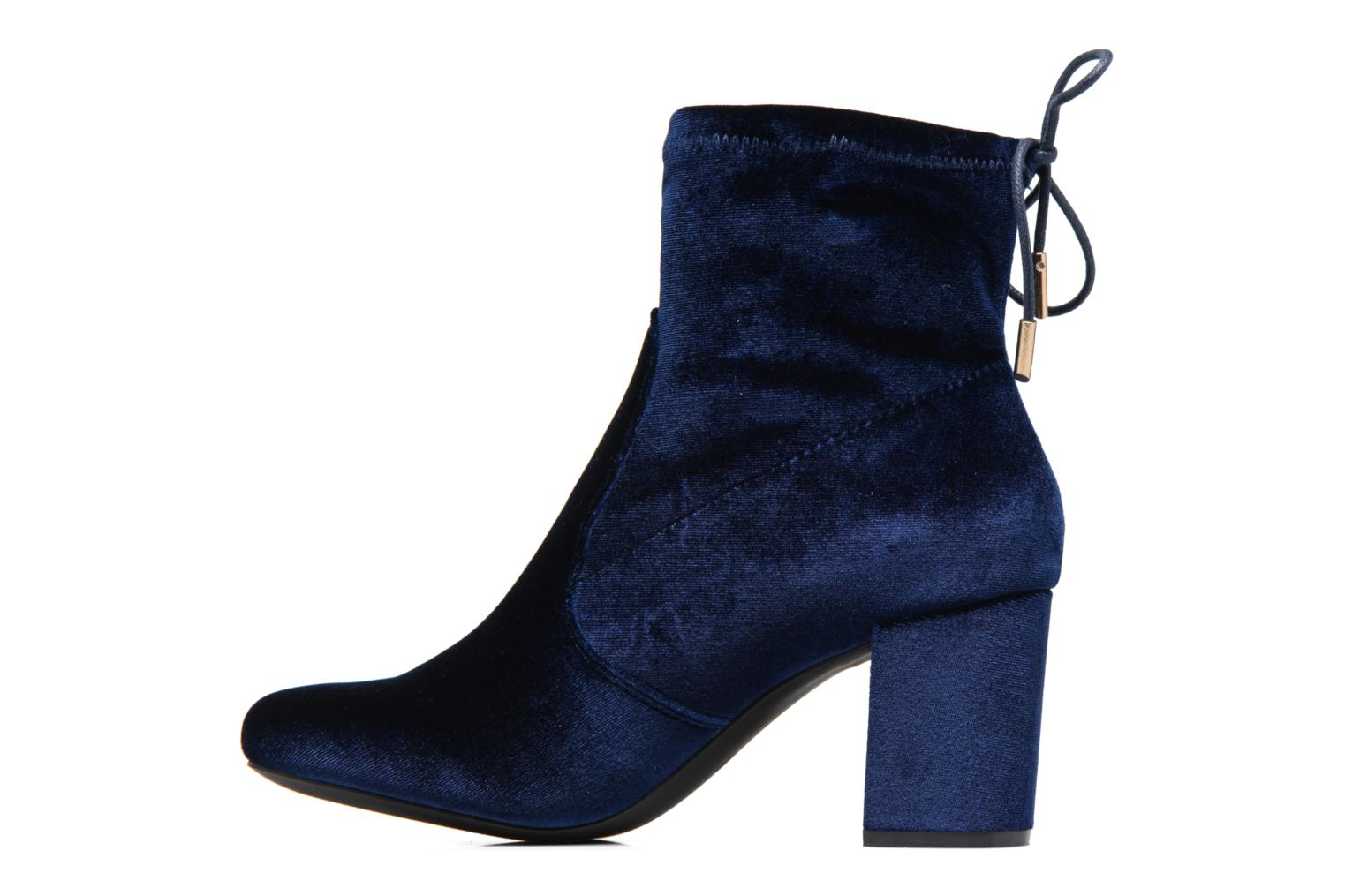 Ankle boots I Love Shoes THRESSY Blue front view