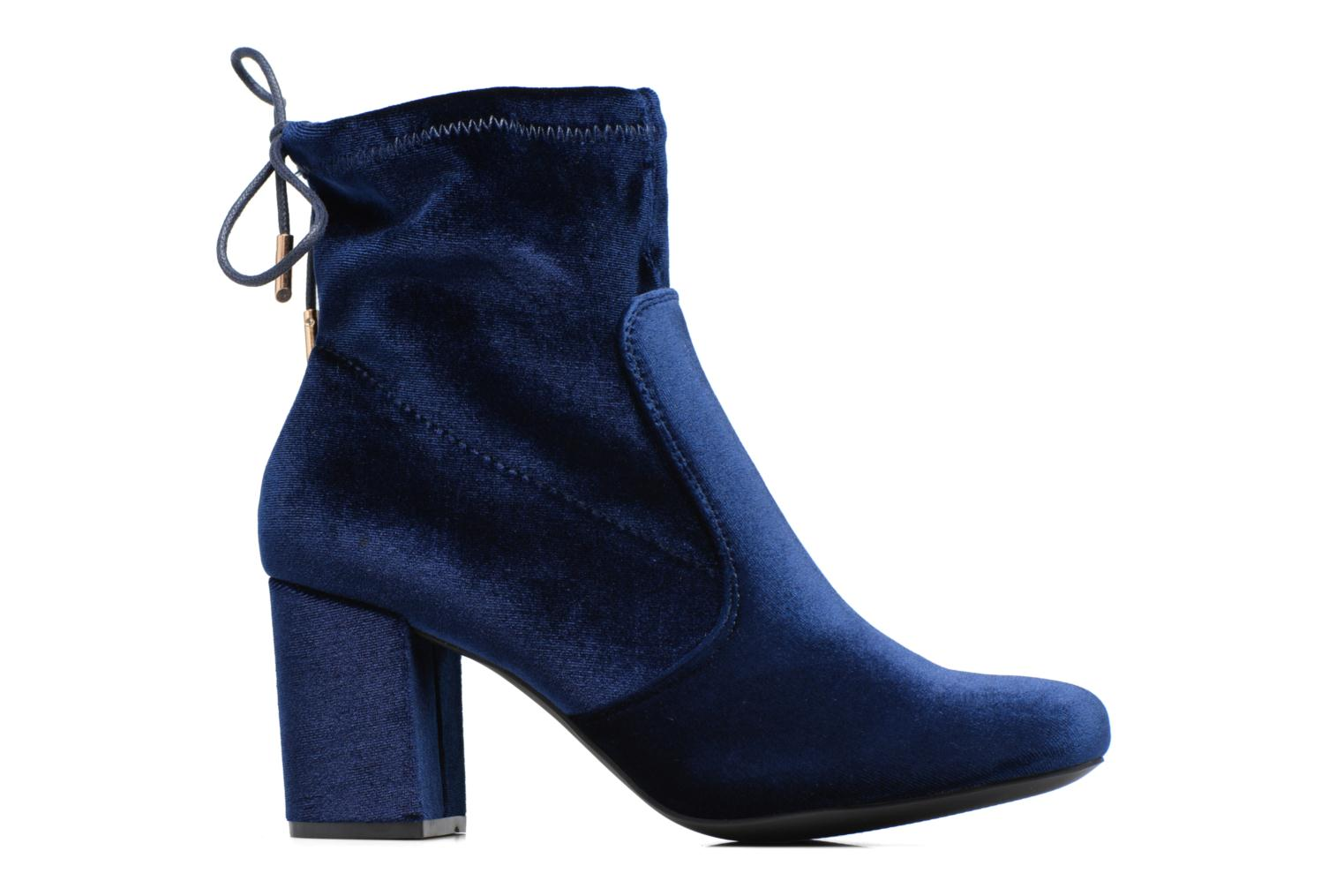 Ankle boots I Love Shoes THRESSY Blue back view