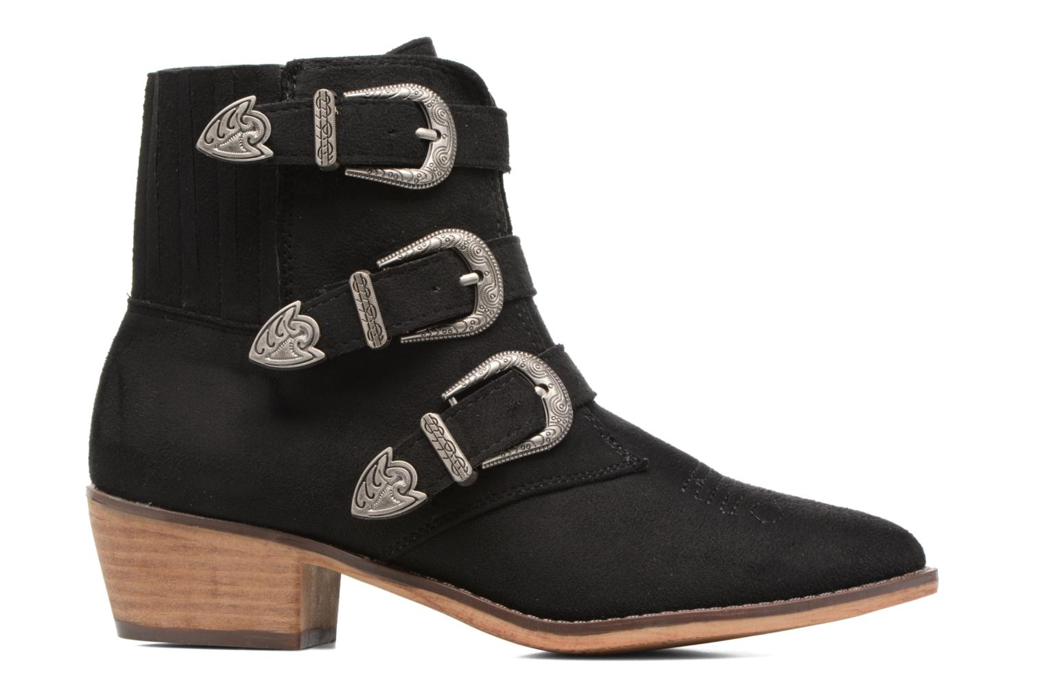 Ankle boots I Love Shoes THERAPI Black back view
